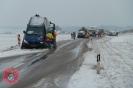 Einsatz Nr.9/2012: Vier Unfälle in kurzer Zeit