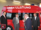 Fahrzeugweihe MZF u. VSA